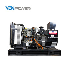 80kw 100kva lovol diesel generator with lovol 1006TG2A engine