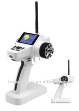2.4GHz transmitter and receiver for remote control toys