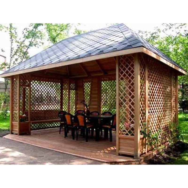 Newest Fashion fashionable garden durable enough outdoor bar gazebo