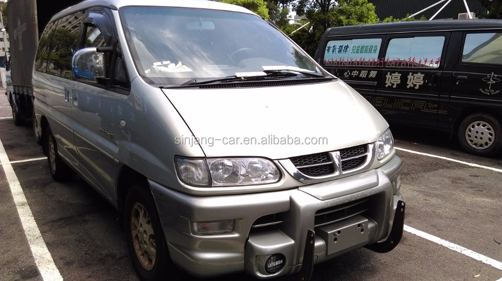 2000 Used Left Hand Van For Mitsubishi Space Gear (9F-8137)
