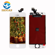 Fast delivery lcd glass with screen assembly for iphone 5.