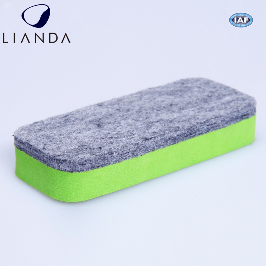 Great for office use blackboard eraser cleaner,eva whiteboard eraser,Perfect for classroom eva magnetic white board eraser