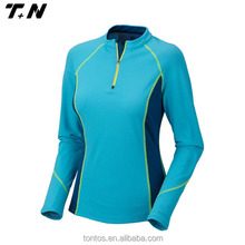 Wholesale long sleeve private label sublimation fishing shirt