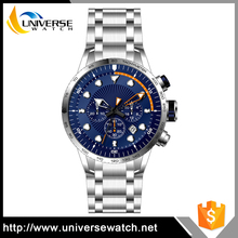 Silicone Sport Wrist Bracelet Watches Men Watch 5 ATM Water Resistant Stainless Steel Watch