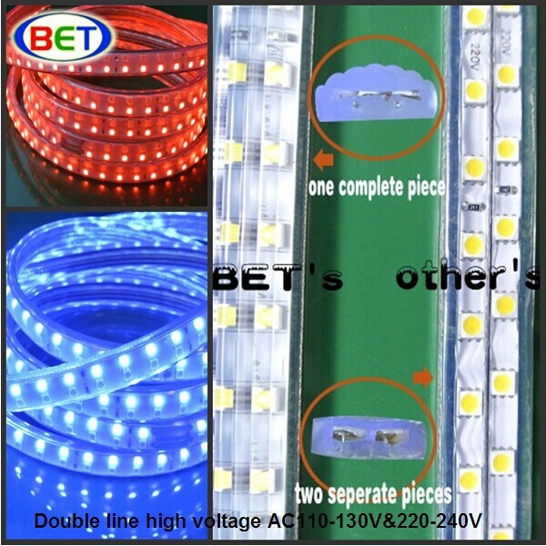 Flexible LED strip 5050 White 144leds/m patents LED products flexible led strip