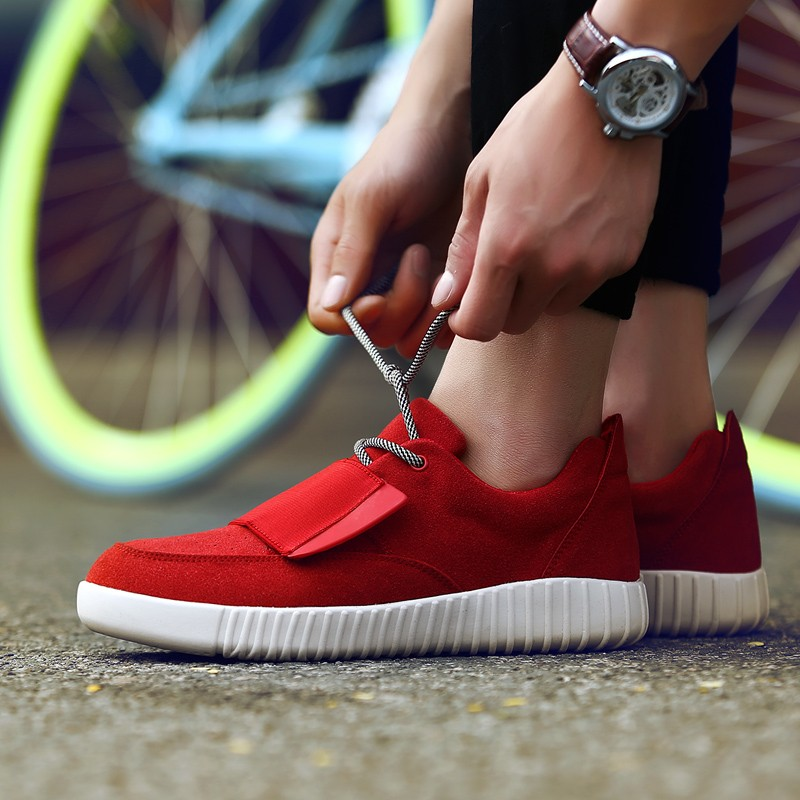 Wholesale New design Sports flat shoes Classy casual shoes for men