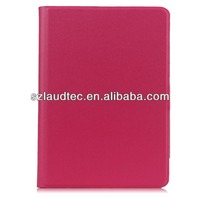 hot selling Mouse pattern leather case with stand for ipad air Mouse Pattern Case