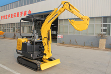 Hot sale 2200kg digging machine mini excavator with low price