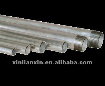 BS/GB Fluid Pre-galvanized pipe
