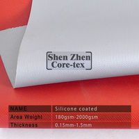 The most professional silicone coated fiberglass fabric manufacturer in China