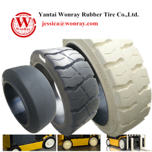 Hight quality Press-On Band Forklift Tire Made in China export to worldwide