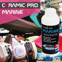 Ceramic Pro - Protective Nano-Ceramic Coating for Marine Industry