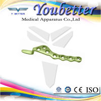 Clavicle Hook Plates orthopedic implant and instrument