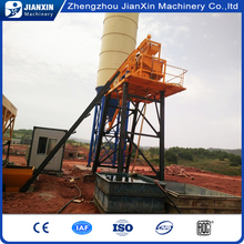Impeccable hot selling portable precast concrete batching station