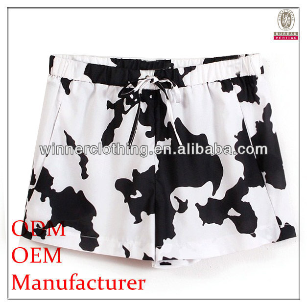 Competitive price good quality factory direct latest ladies hot pants