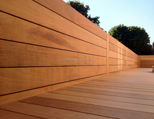 teak natural outdoor wood decking from Foshan of Guangzhou