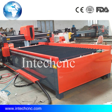 Well known 1500*3000mm price of plasma in china/cnc plasma cutter