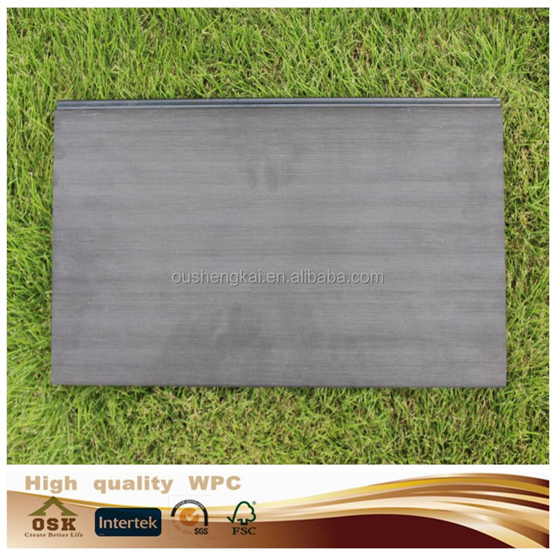 hot sale wood plastic composite wall panel wpc cladding house decoration made in china zhejiang