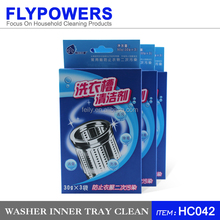 Household cleaning Washing machine drum cleaner made in guang dong