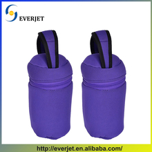 Neoprene material bottle warmer portable carrying breast milk cooler bag