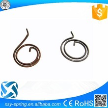coiled small size customized hose clamp wire spring