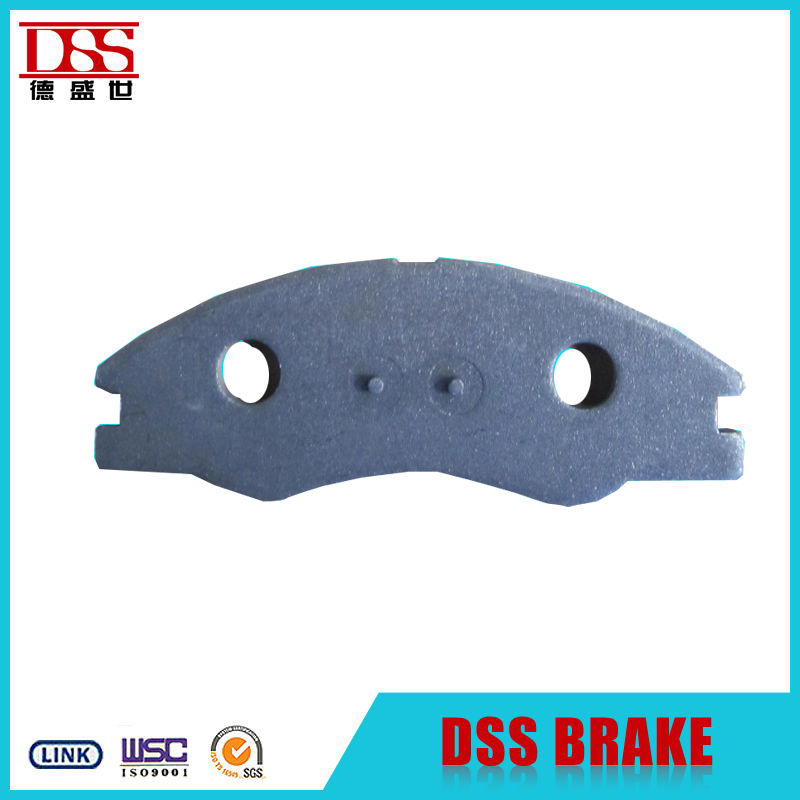 Auto spare parts back plate of brake pad D1074