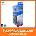 Custom Elegant Plastic Packaging, Clear Plastic Packaging Box