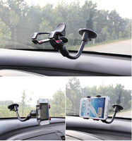 hot sale best price tube shape mobile phone holder for car portable cell phone holder bracket