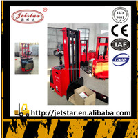 On-site Pictures Made In China Electric Battery powered forklift