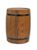 Antique wooden bottle service bucket