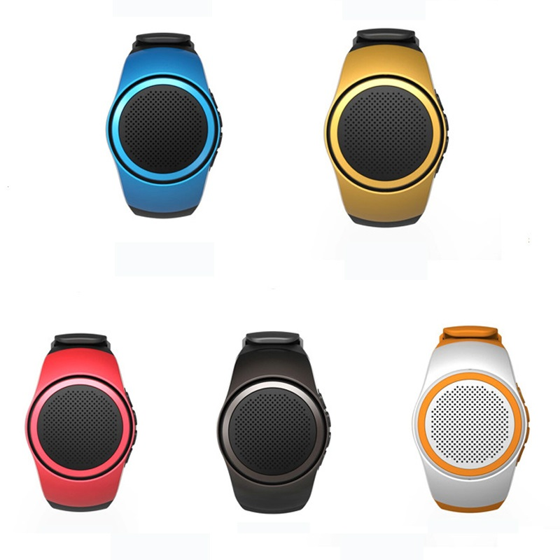 Original Vosovo protable Wearable Portable Bluetooth Wireless Speaker - Rechargeable, Ultra Durable, Powerful Sound