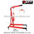 High Quality Factory Supply 2Ton Engine Crane Shop Crane