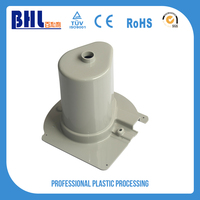 High quality router cut vacuum formed plastic lavabo action figure