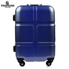 2018 fashion high quality italian design trolley luggage baggage set bicycle suitcase