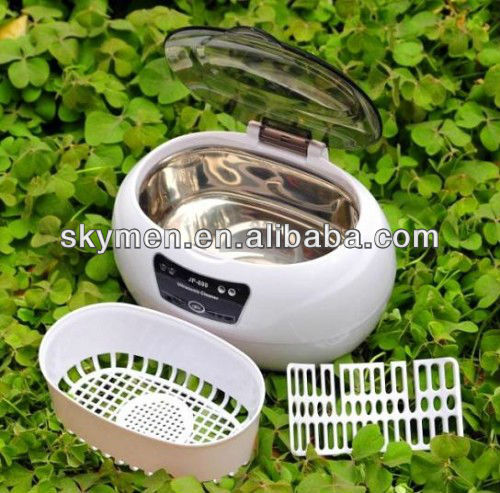 SKYMEN jewelry/denture/ornament/watch ultrasonic cleaner, christmas gift for parents