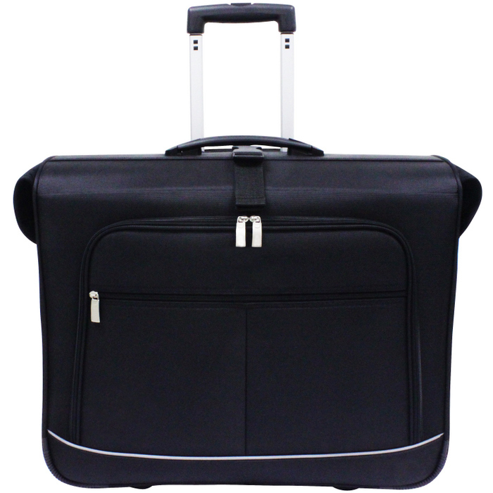 "44"" Traditional foldable Rolling Garment Bag"