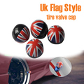 BYC UK Motorcycles Dust Cap Tire Valve Cap Auto Accessories