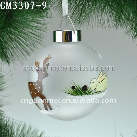 factory price hotsell glass ball pendant lights for decoration