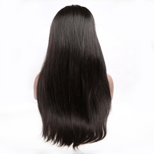 XBL wig manufacturer new product machine made 180% density customized human hair unit lace wig
