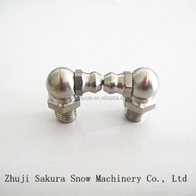 90 degrees grease fitting coupler with high quality and made in China