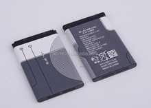Original 3.7V Li-ion BL-4C battery for Nokia N70 N72 6300 6100