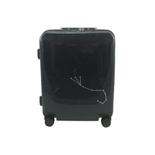Durable Professional PC Handle Travel Trolley Luggage Factory In Shanghai China