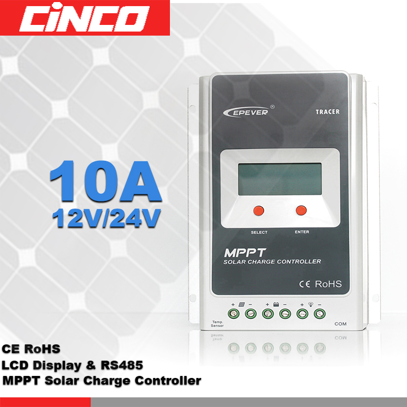 Tracer3210A 30A 12V/24V epsolar/epever manual MPPT solar charge controller