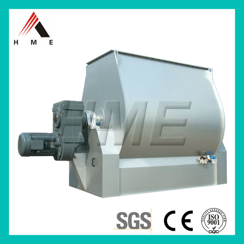 Compound Feed Mill Mixer