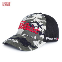 custom camo 3D embroidery mesh brand golf hat and cap
