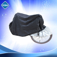 custom plastic rain protection two and three wheel Bicycle seat cover