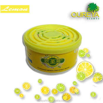 efficient and long lasting jasmine flavour gel type tabacco/shoe odor absorber