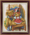 New design for diy diamond painting(Teddy bear1)
