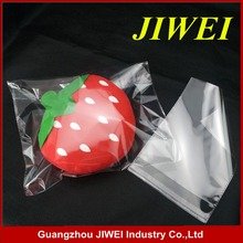 Guangzhou custom manufacturers clear self-adhesive OPP bag