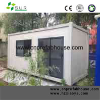 japanese design container modular prefab house for office or living room and warehouse